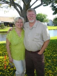 My Mom & Step-Dad!