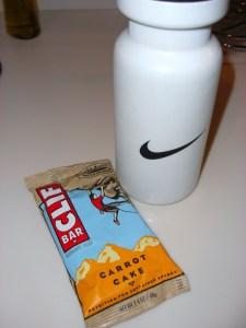 Breakfast (Pre-Race)