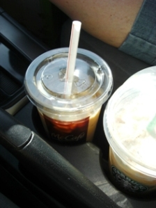 Iced Coffee (On The Road!!!)