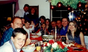 Christmas Dinner 1997 (Me & My Family)