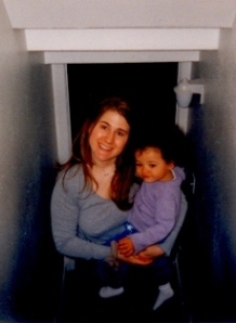 Spring 2002 (Me & My Daughter)