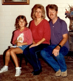 Arizona 1986 (Me, My Mom & Step-Dad)