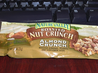 Nature Valley Roasted Almond Crunch Bar