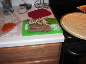 Pizza Prep #1