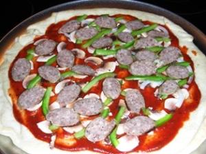 Pizza Prep #6