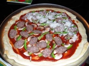 Pizza Prep #7