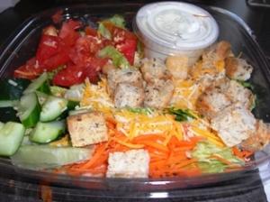 HUGE Salad!