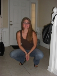 August 2009 (Me @ 146 Pounds) - 100 POUNDS LOST!!!