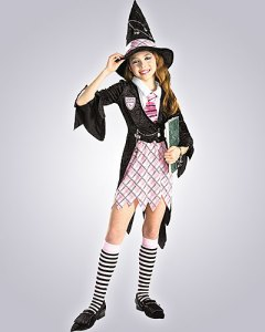 Charm School Witch