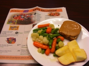 Publix Ad & Lunch