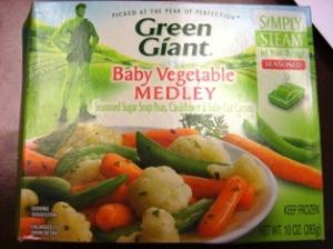 Green Giant - Baby Vegetable Medley
