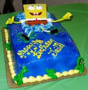 """Birthday """"Chocolate"""" Cake"""