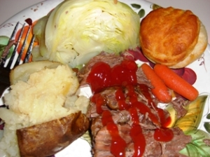 Sunday - Dinner