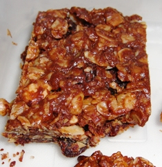 Granola Bars (Chocolate Chip Version)