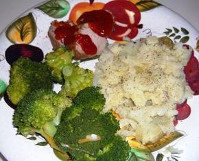 Tuesday 10.27.09 - Dinner