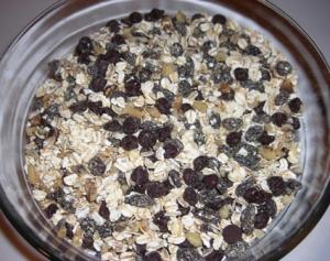 Granola (Step 2)