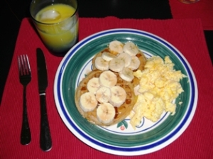 Sunday 11.1.09 - Big Breakfast