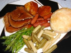 Sunday 11.8.09 - Dinner