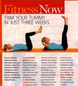 Trim Your Tummy In Just Three Weeks