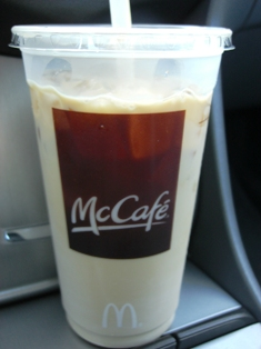 Wednesday 11.4.09 - Iced Coffee