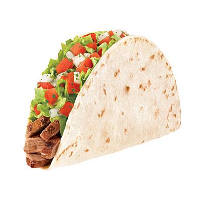 Healthy Food Choice At Taco Bell